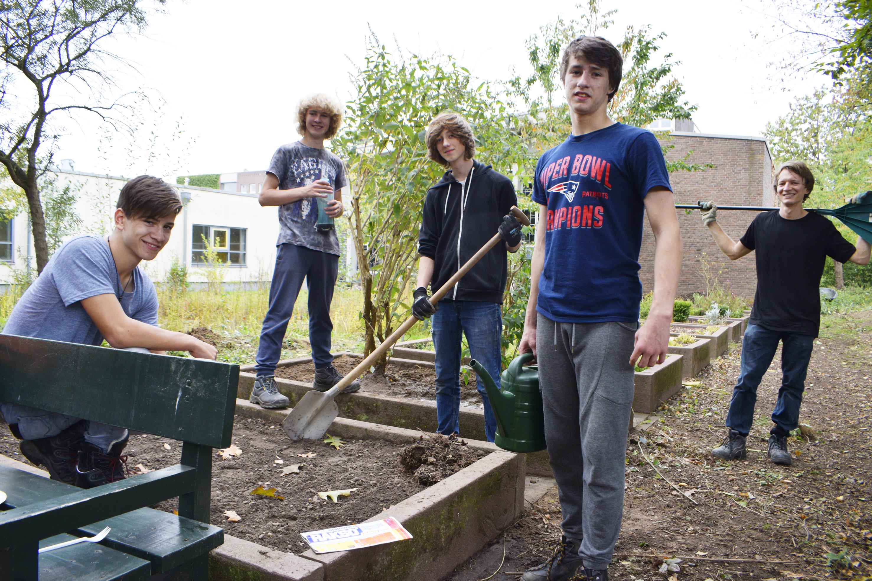 Gartenbau 2