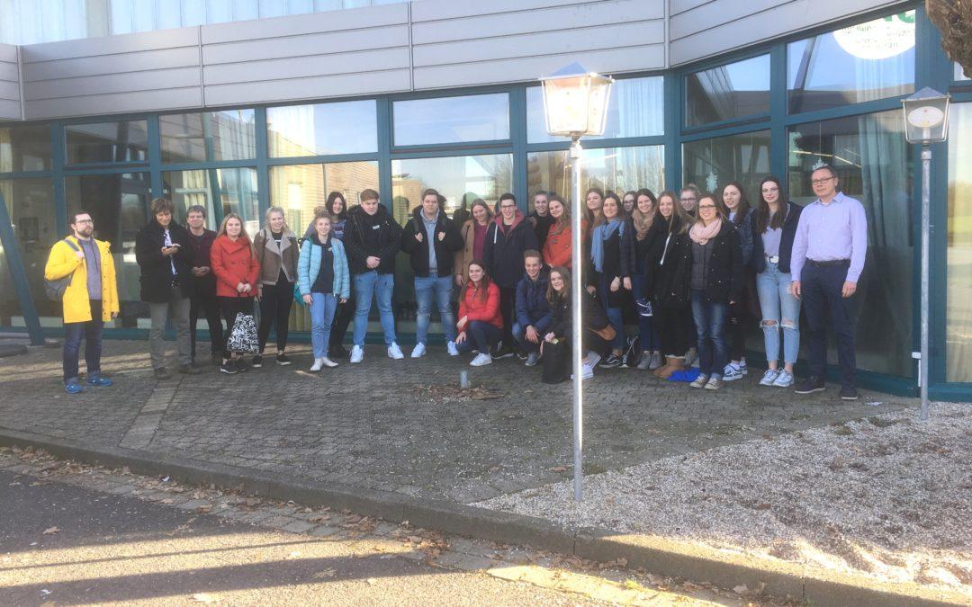 Schüleraustausch mit den Niederlanden in der Oberstufe