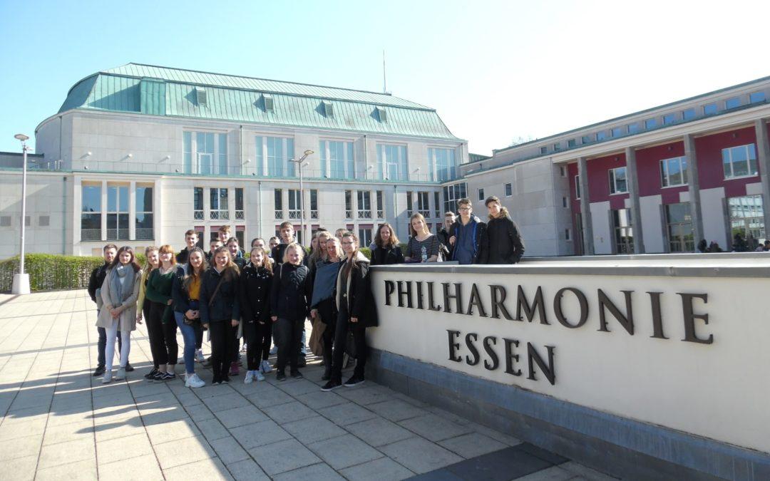 Schulkonzert der Essener Philharmoniker