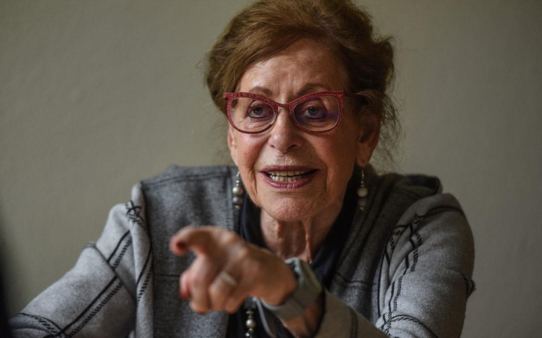 Eva Weyl: Überlebende des Holocaust