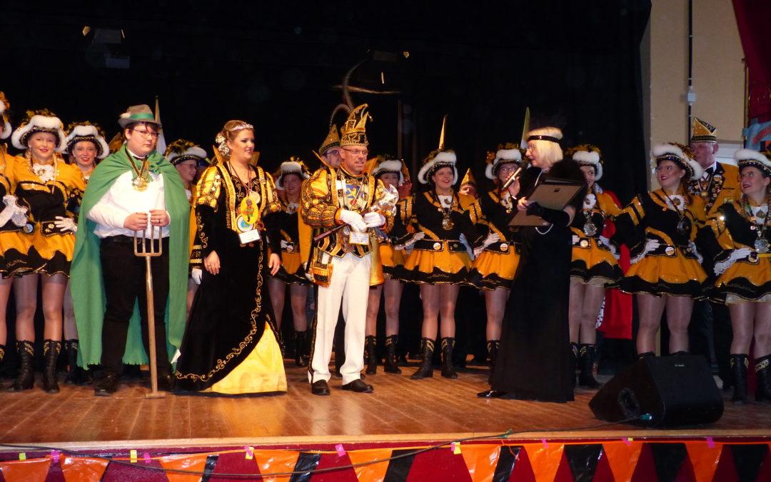 Karneval 2020: Weiberfastnacht an der Gesamtschule Mittelkreis
